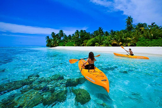 Relaxing Kerala with Maldives