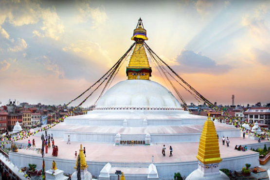 Footsteps Of The Buddha Tour