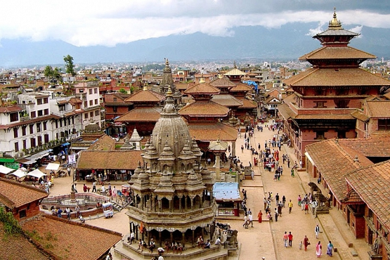 Naturally Nepal with Incredible India